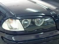 Реснички на фары BMW 3 E36 верхние