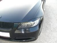 Реснички на фары BMW 3 E90